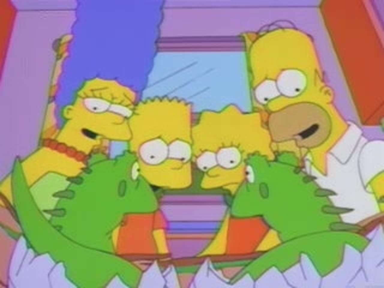 The Simpsons - Season 10 Episode 3 : Bart the Mother