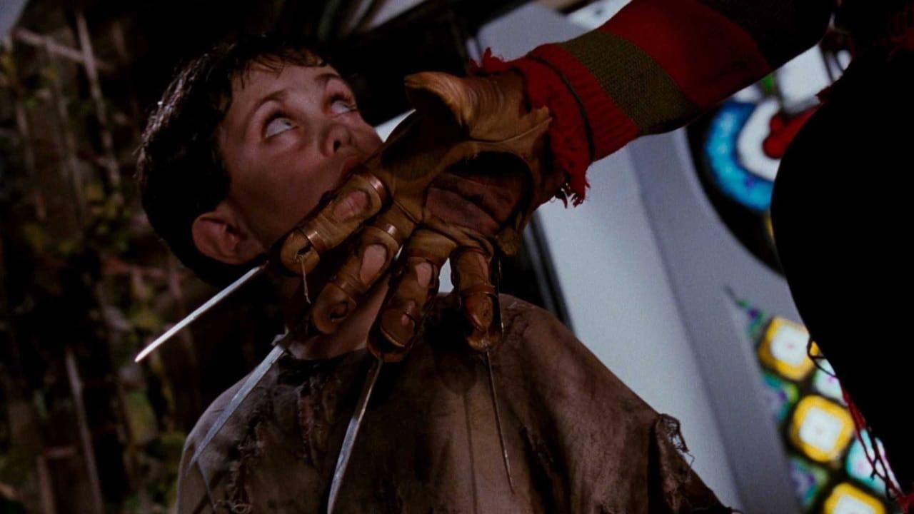 A Nightmare on Elm Street: The Dream Child 4