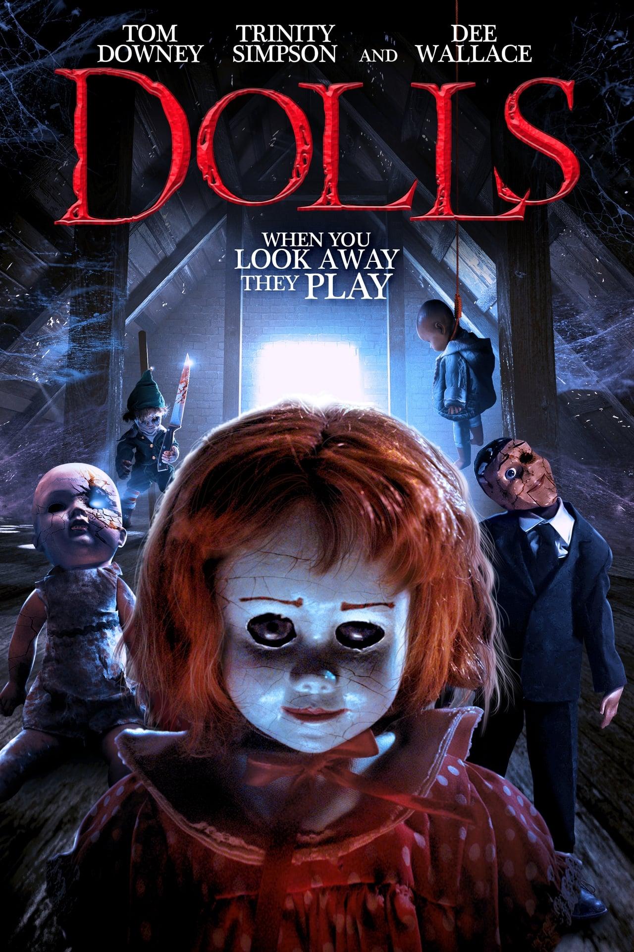 Dolls / Кукли (2019)