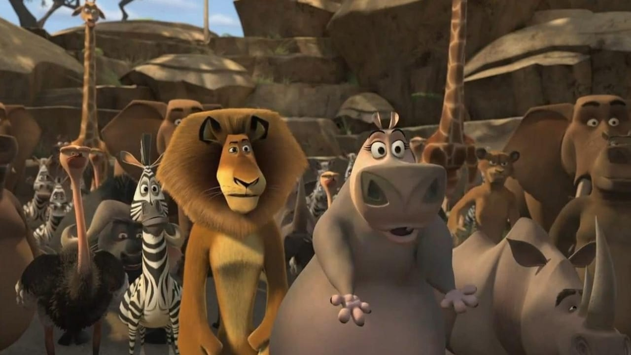 Madly Madagascar Movie Review and Ratings by Kids