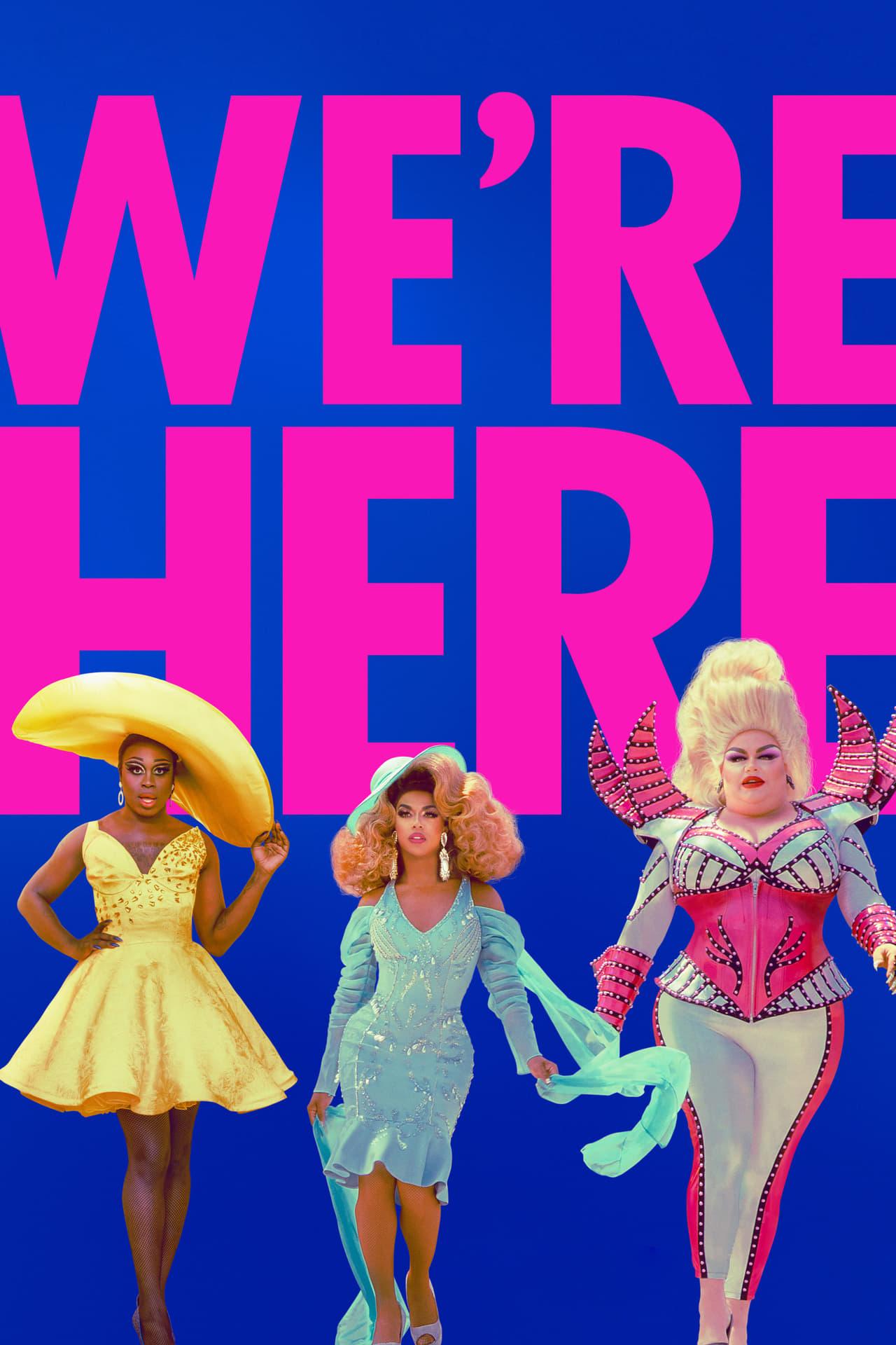 watch serie We're Here Season 1 online free