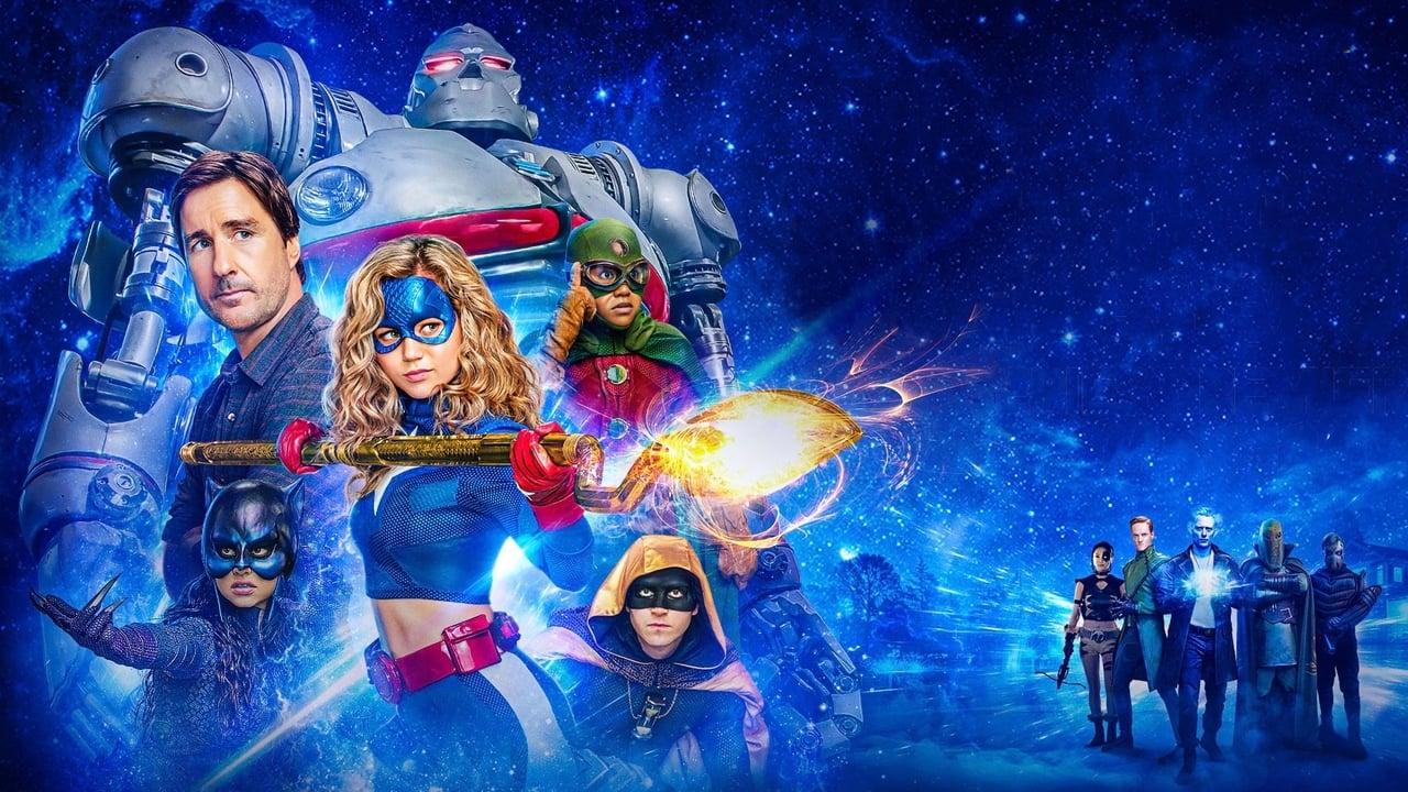 DC's Stargirl Summer School