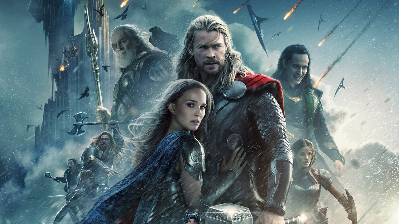 Wallpaper Filme Thor: O Mundo Sombrio