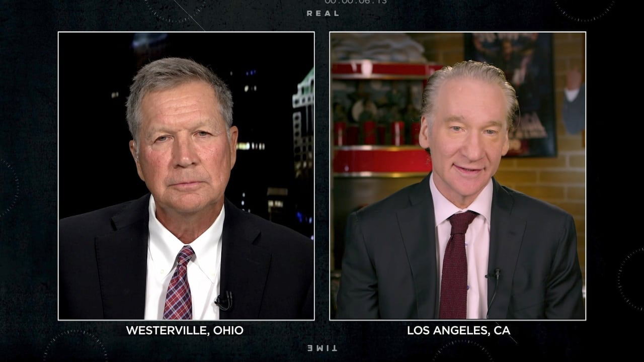 Real Time with Bill Maher - Season 18 Episode 24 : Episode 539