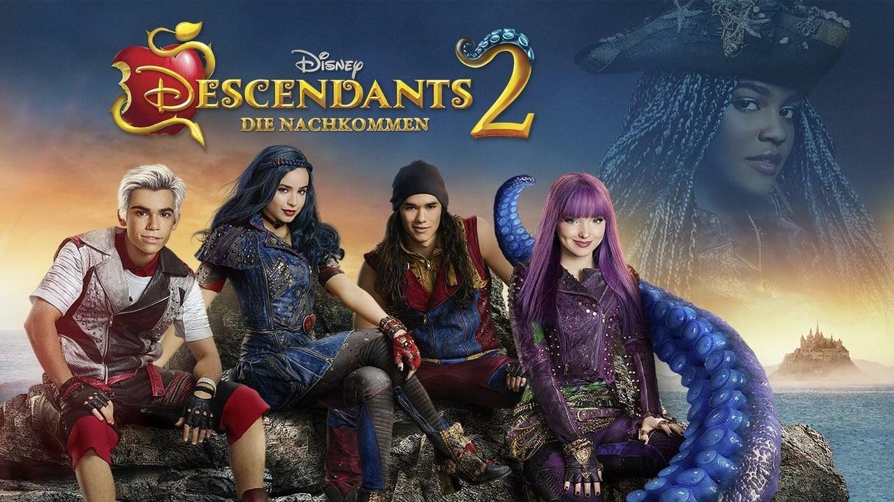 Descendants 2 4