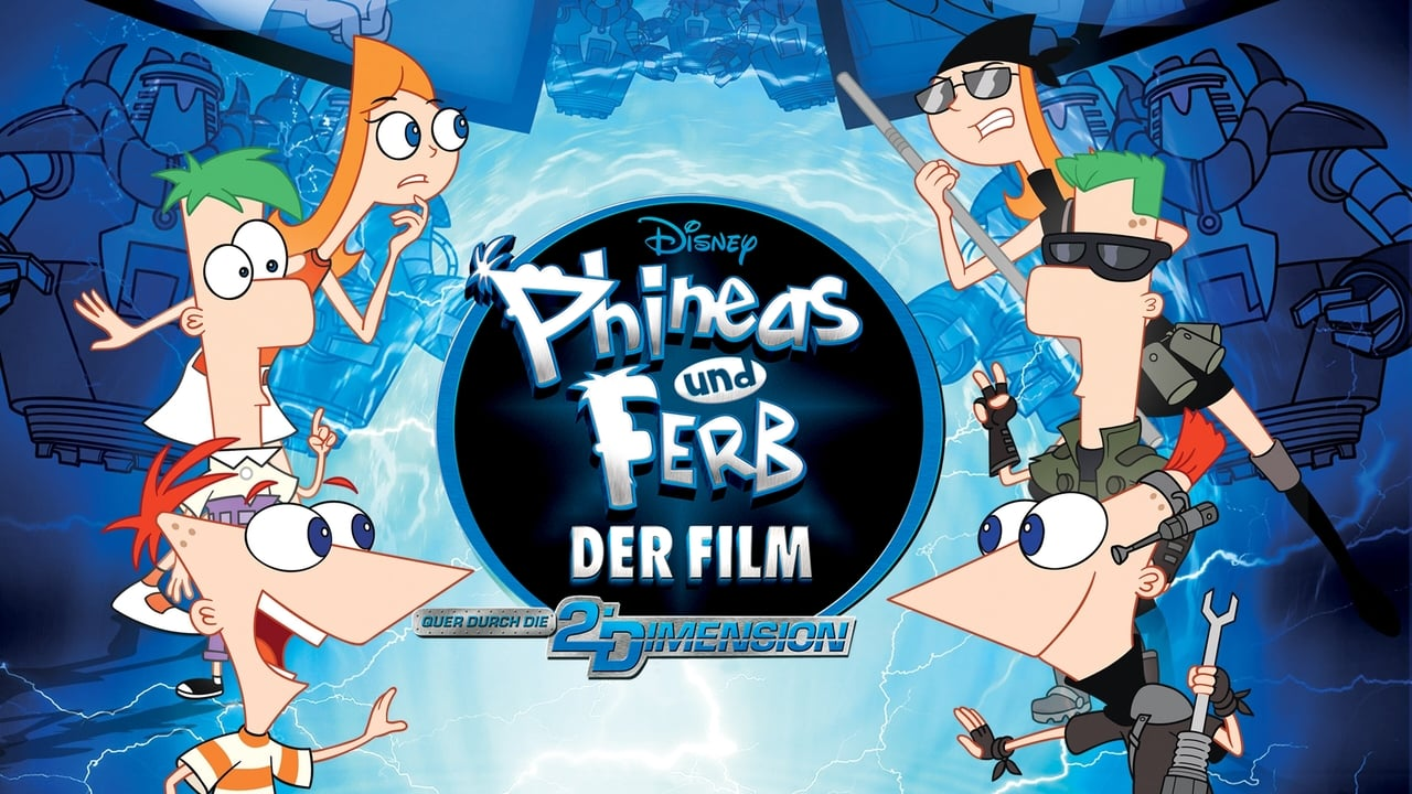 Phineas and Ferb the Movie: Across the 2nd Dimension 3