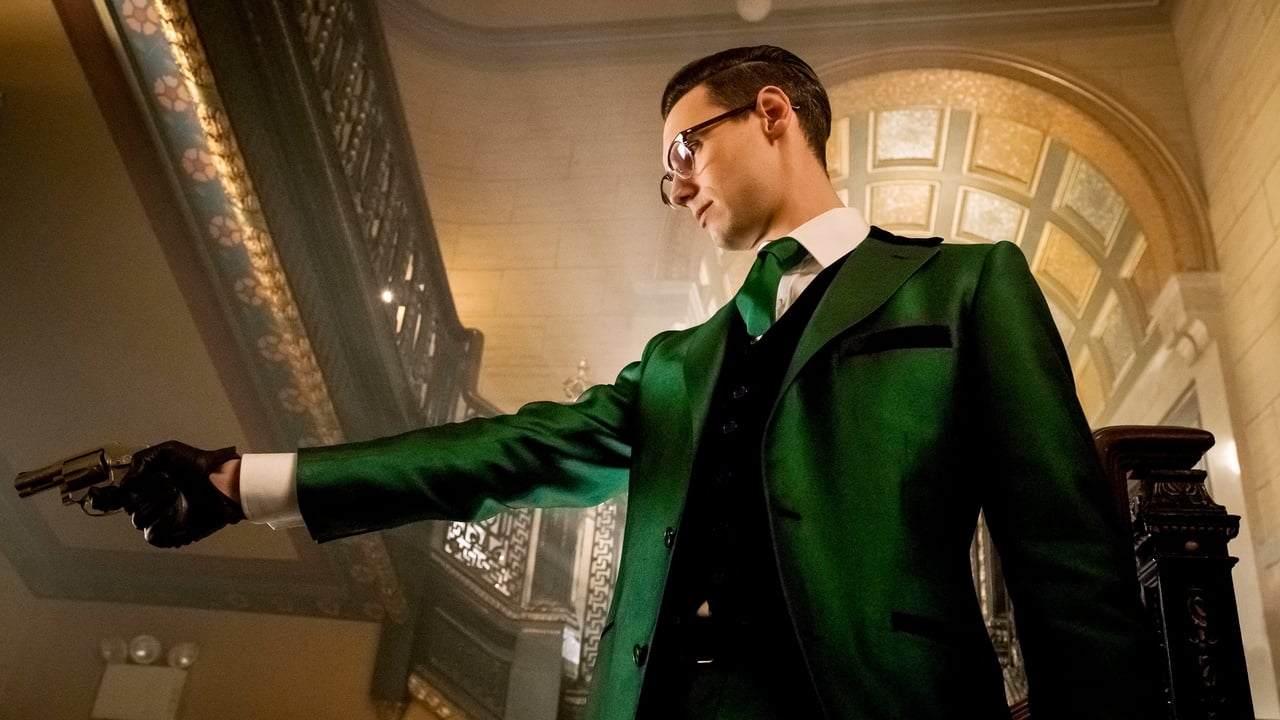 Gotham - Season 3 Episode 15 : Heroes Rise: How the Riddler Got His Name