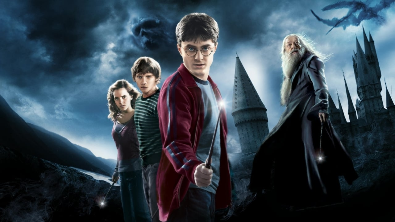 Harry Potter and the Half-Blood Prince 3