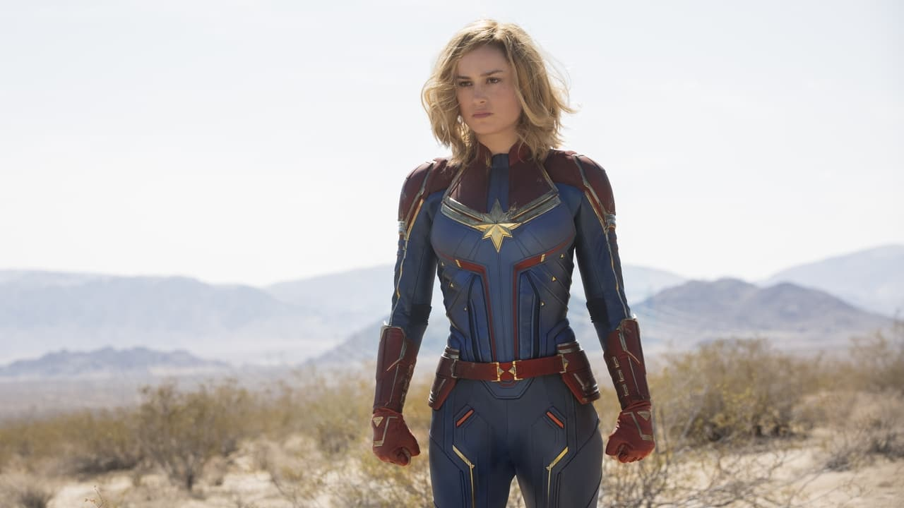 Captain Marvel Film Streaming VF