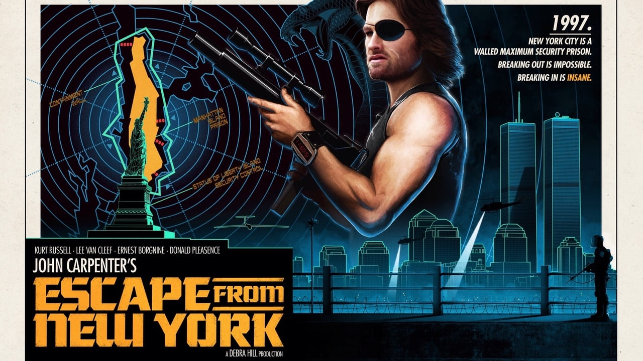 Escape from New York 2