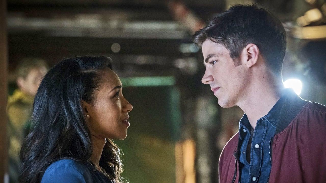 The Flash - Season 3 Episode 1 : Flashpoint (2021)