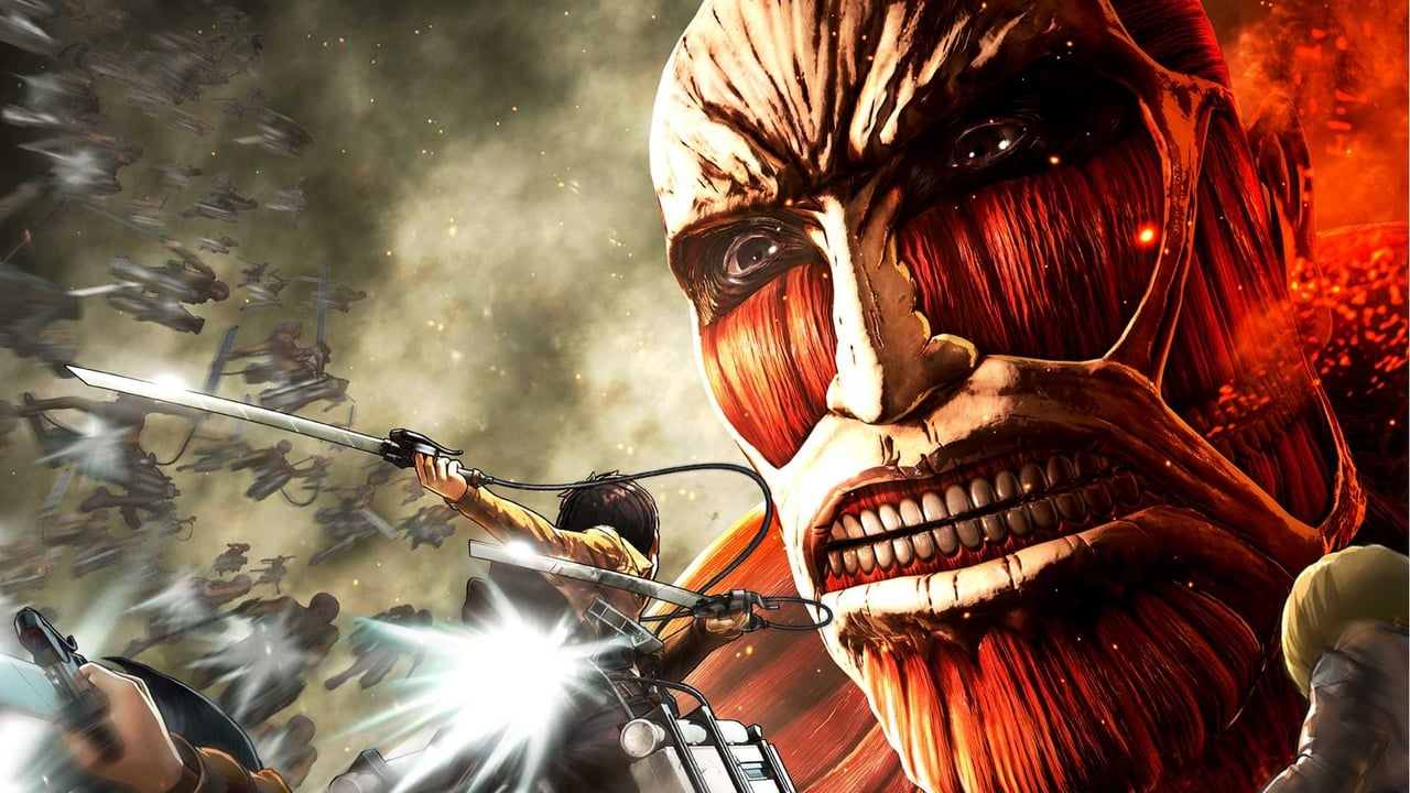 Attack on Titan: Wings of Freedom 3
