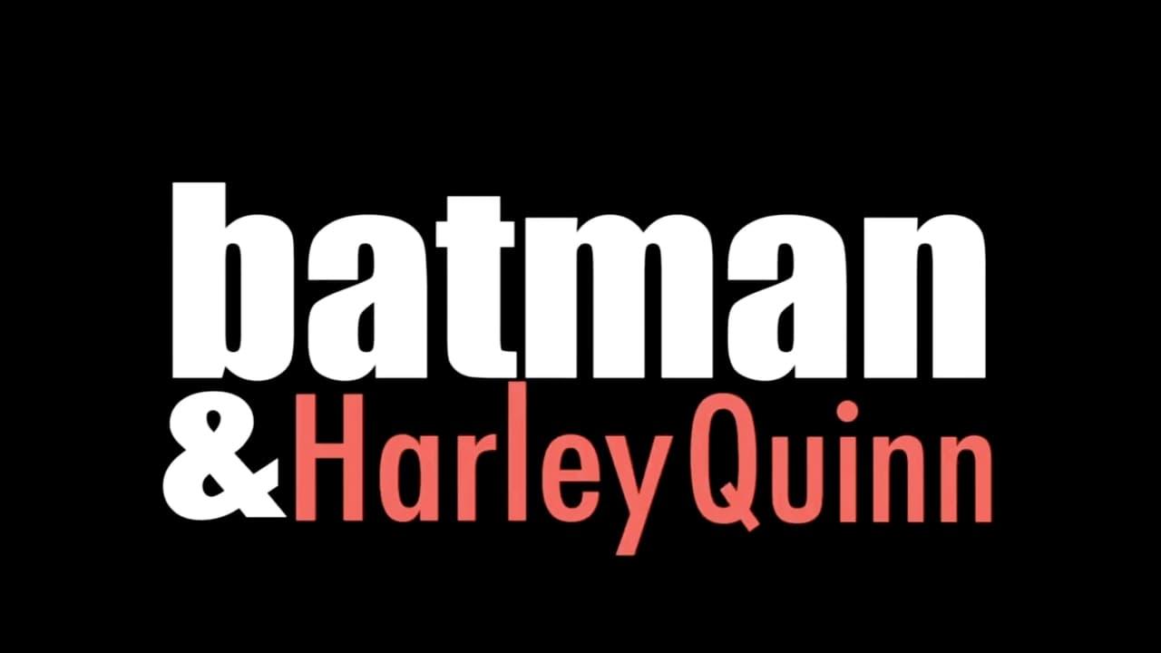 Batman and Harley Quinn 4
