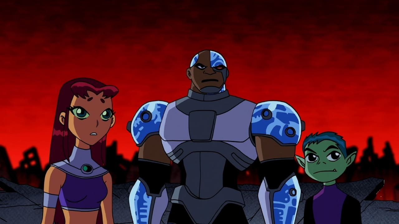 Teen titan episode screenshots