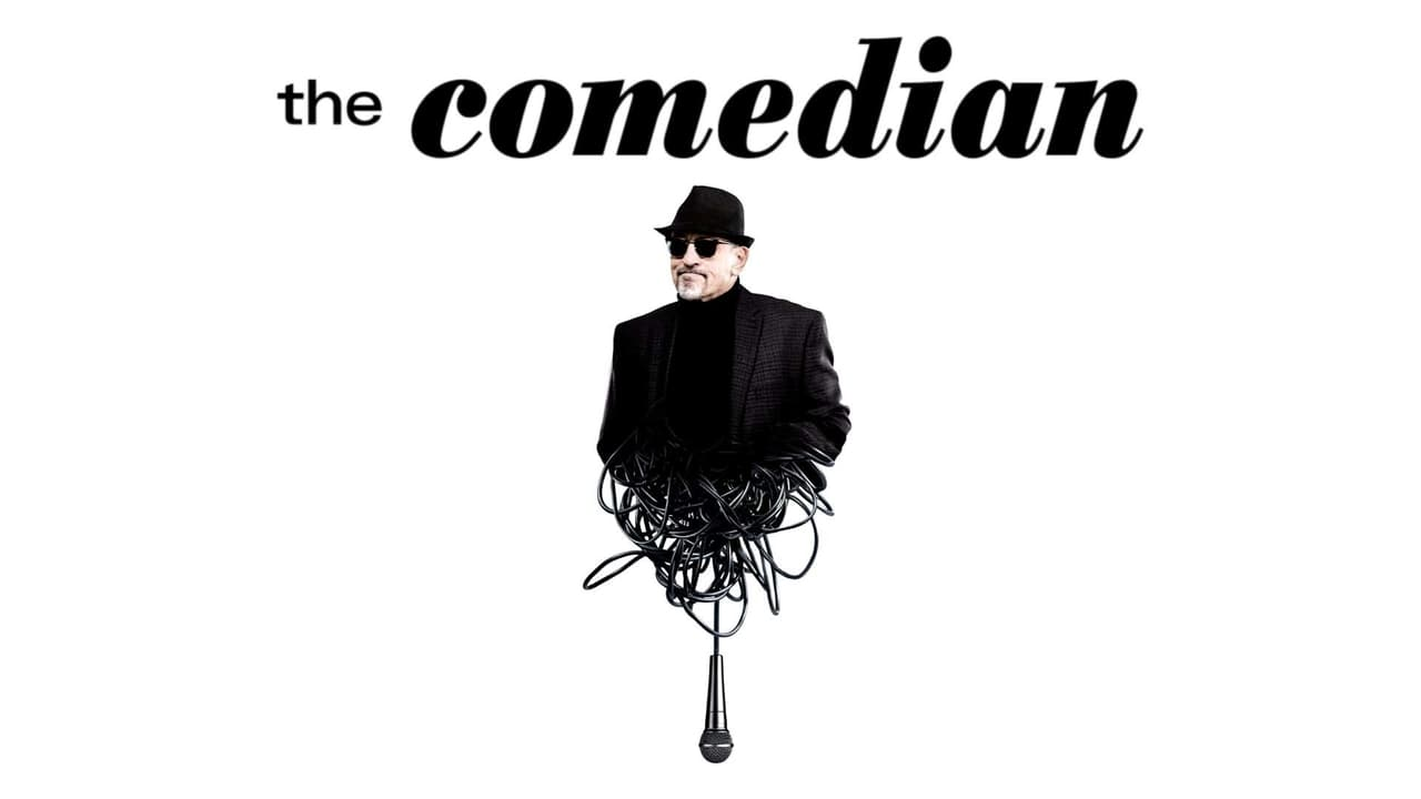 cover-The Comedian