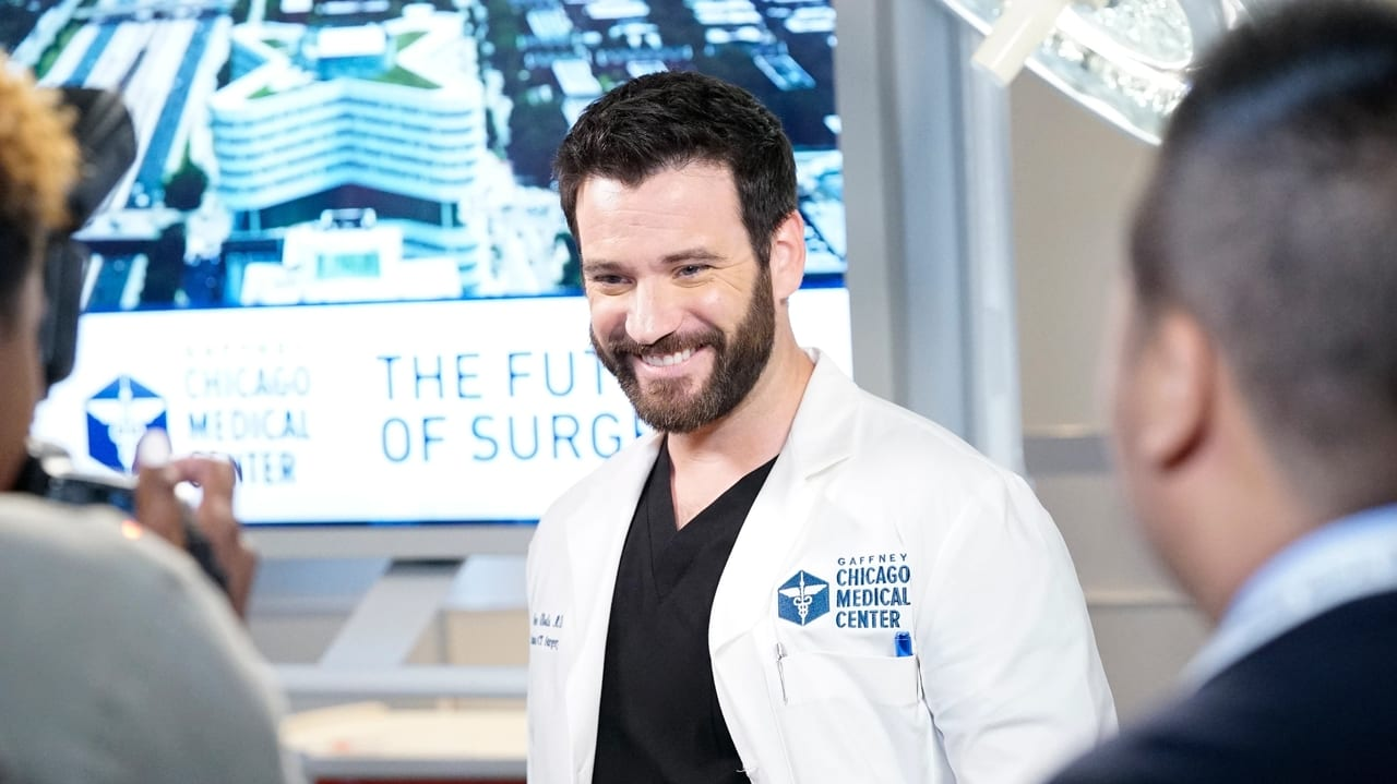 Chicago Med - Season 4 Episode 4 : Backed Against the Wall