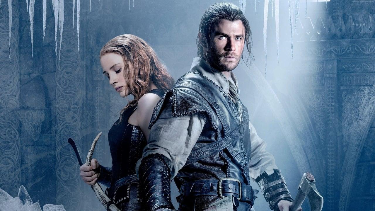 cover-El Cazador y la Reina del Hielo