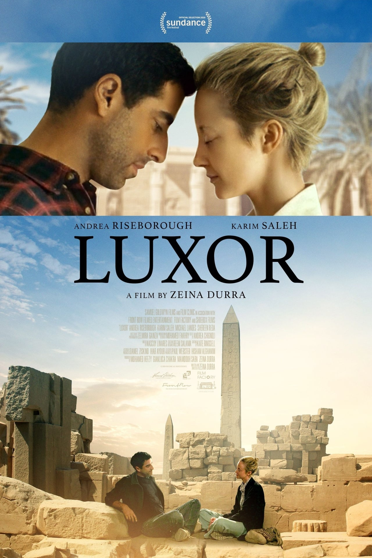 Luxor (2020) 720p WEBRip Dual Audio [Unofficial Dubbed] Hindi-English x264 AAC