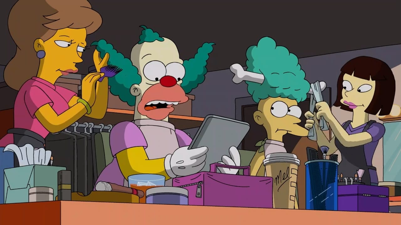The Simpsons - Season 30 Episode 8 : Krusty the Clown