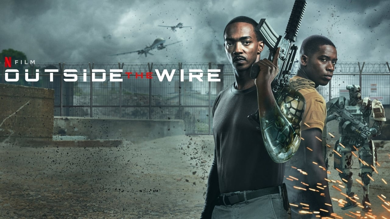 Outside the Wire 3
