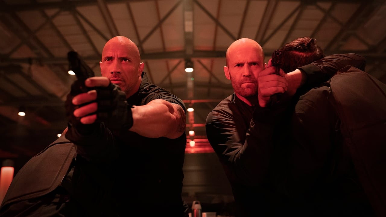 Fast & Furious Presents: Hobbs & Shaw 4