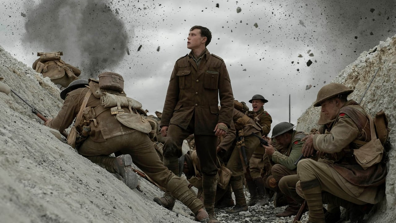 FMovies 1917 (2019) Streaming Online Free