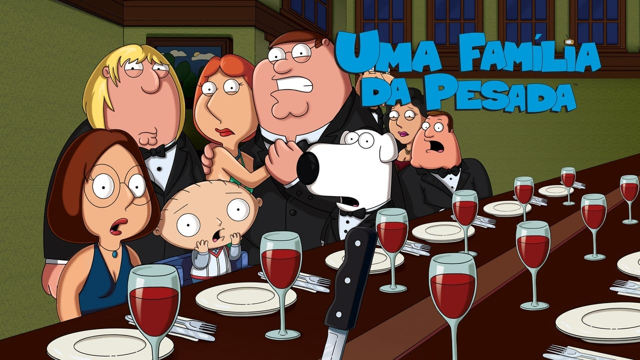 Family Guy Season 14 Episode 12 : Scammed Yankees