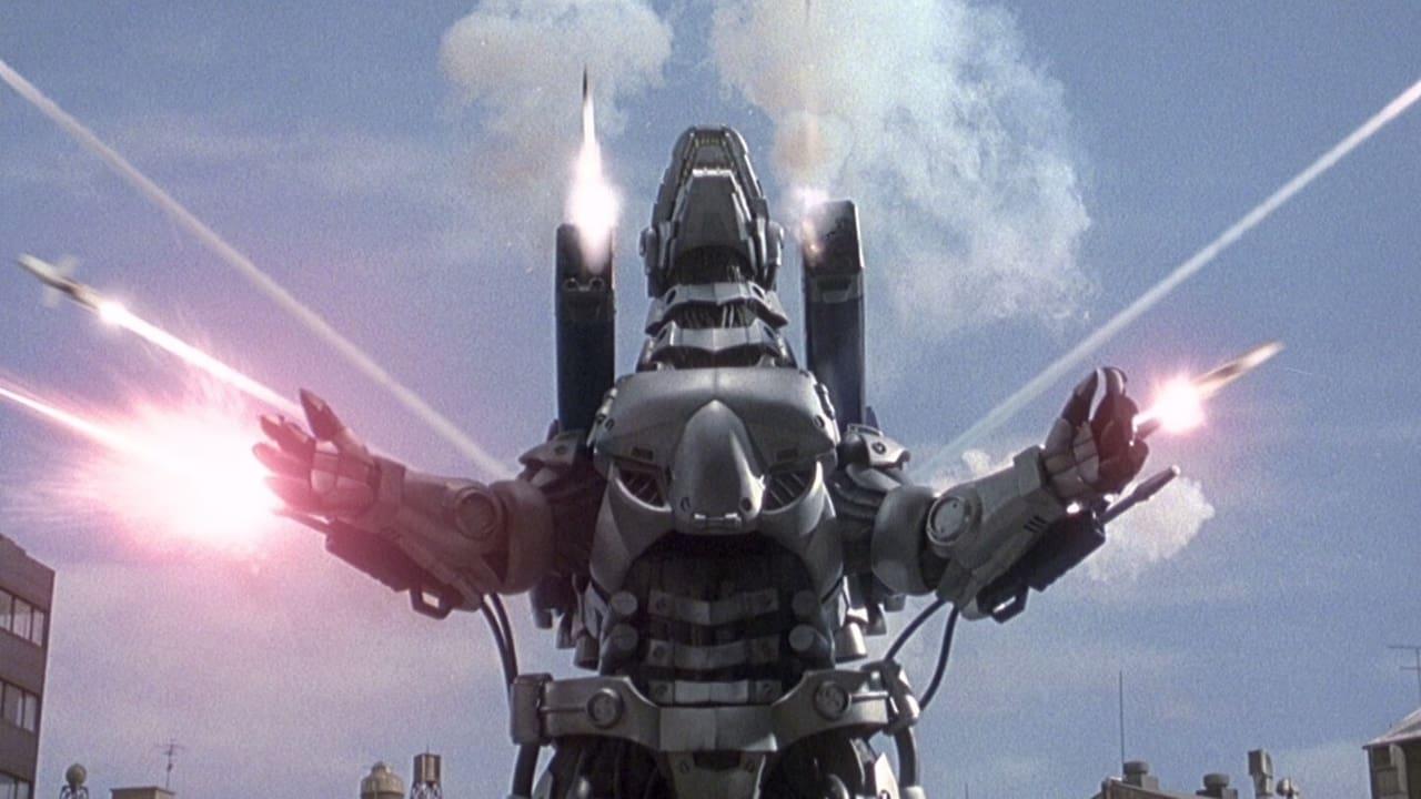 Godzilla Against MechaGodzilla 1