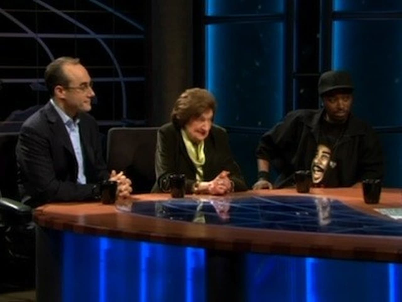 Real Time with Bill Maher - Season 4 Episode 1 : February 17, 2006