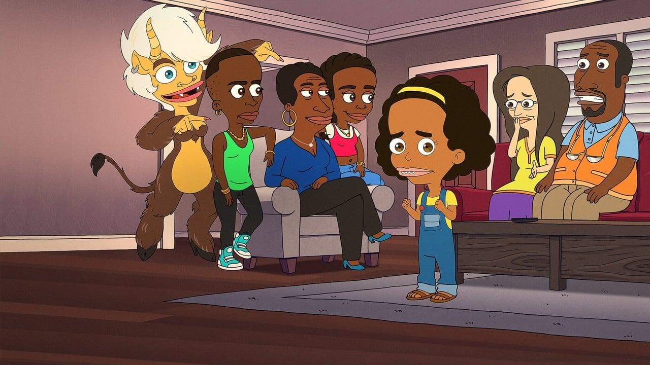 Big Mouth - Season 4 Episode 9 : Horrority House
