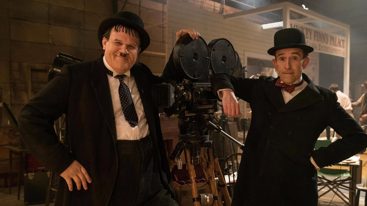 VOIR 『Stan & Ollie』 FiLm en STreaming Vf