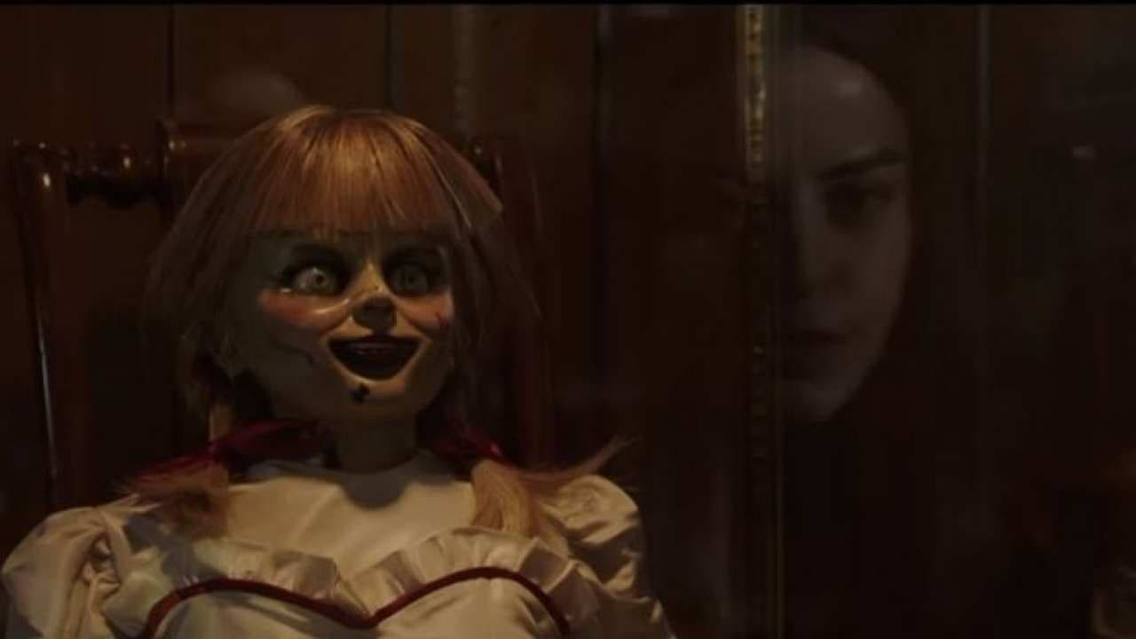 Watch Annabelle Comes Home (2019) full movie on Putlocker