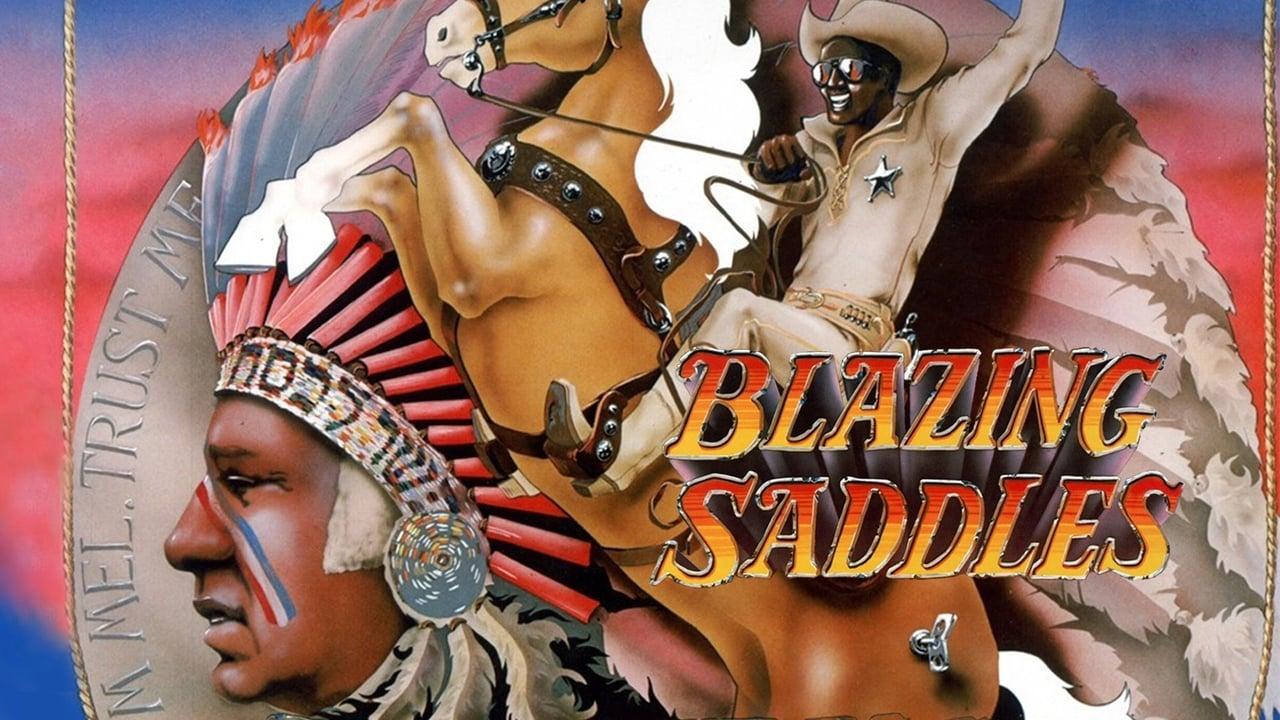 Blazing Saddles 5