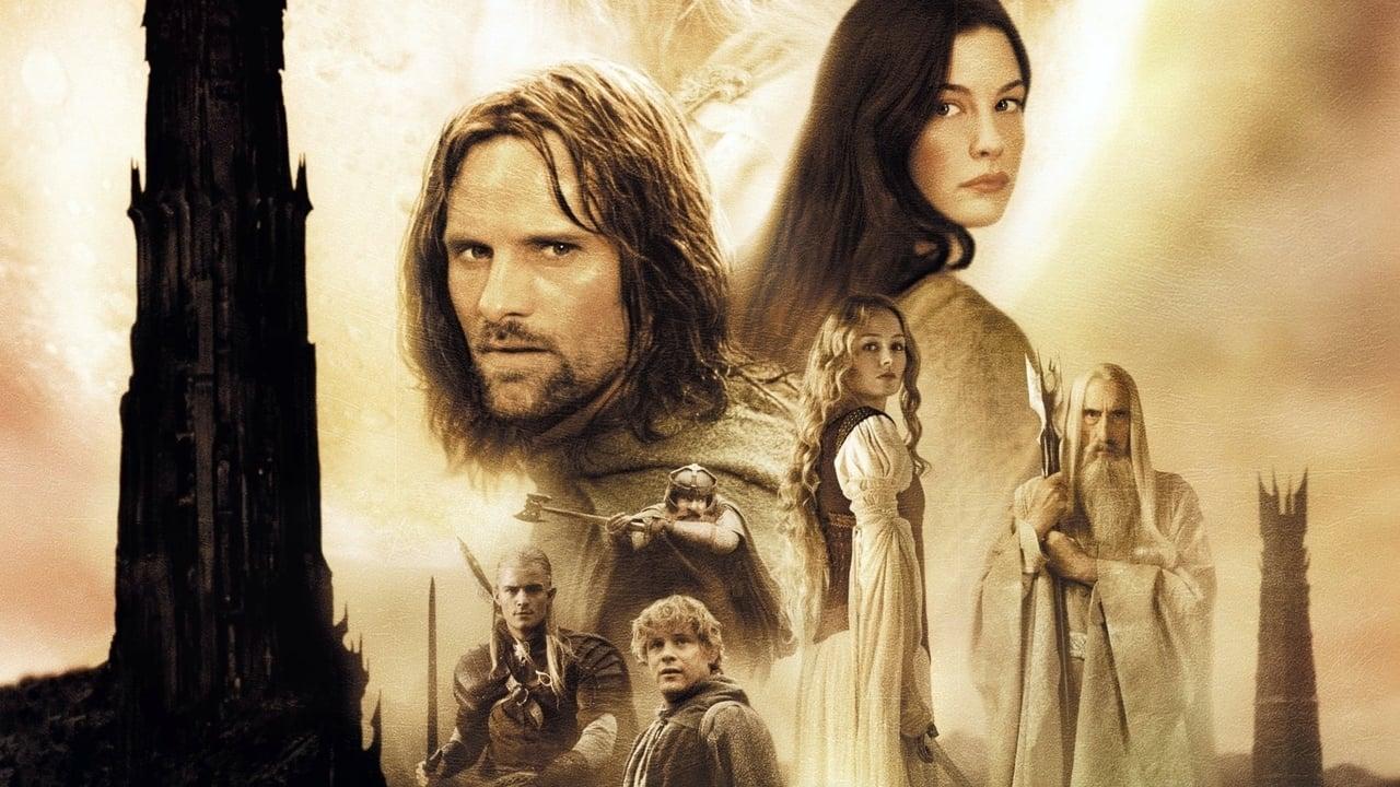cover-El señor de los anillos: Las dos torres
