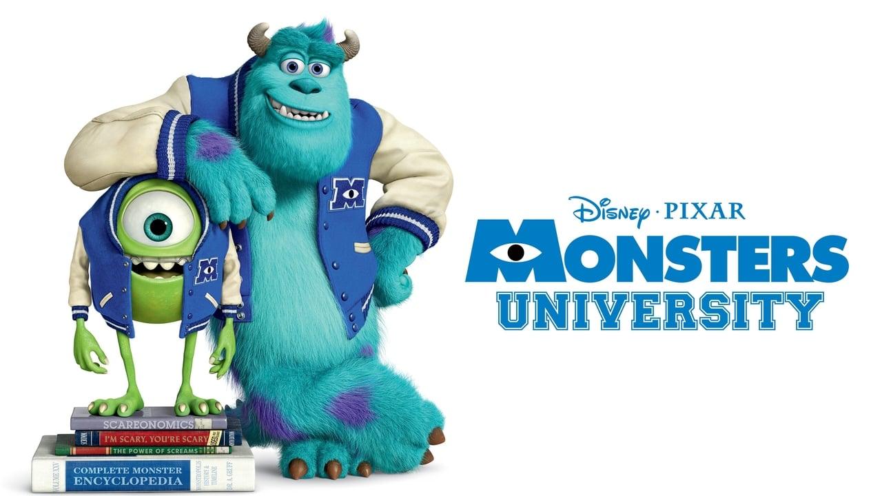 Monsters University 4