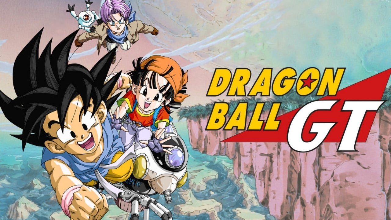 Dragon Ball GT: A Hero's Legacy (1997)