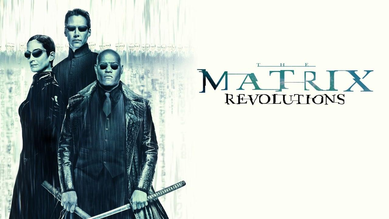 The Matrix Revolutions 3