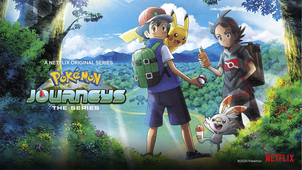 Pokémon - The Johto Journeys