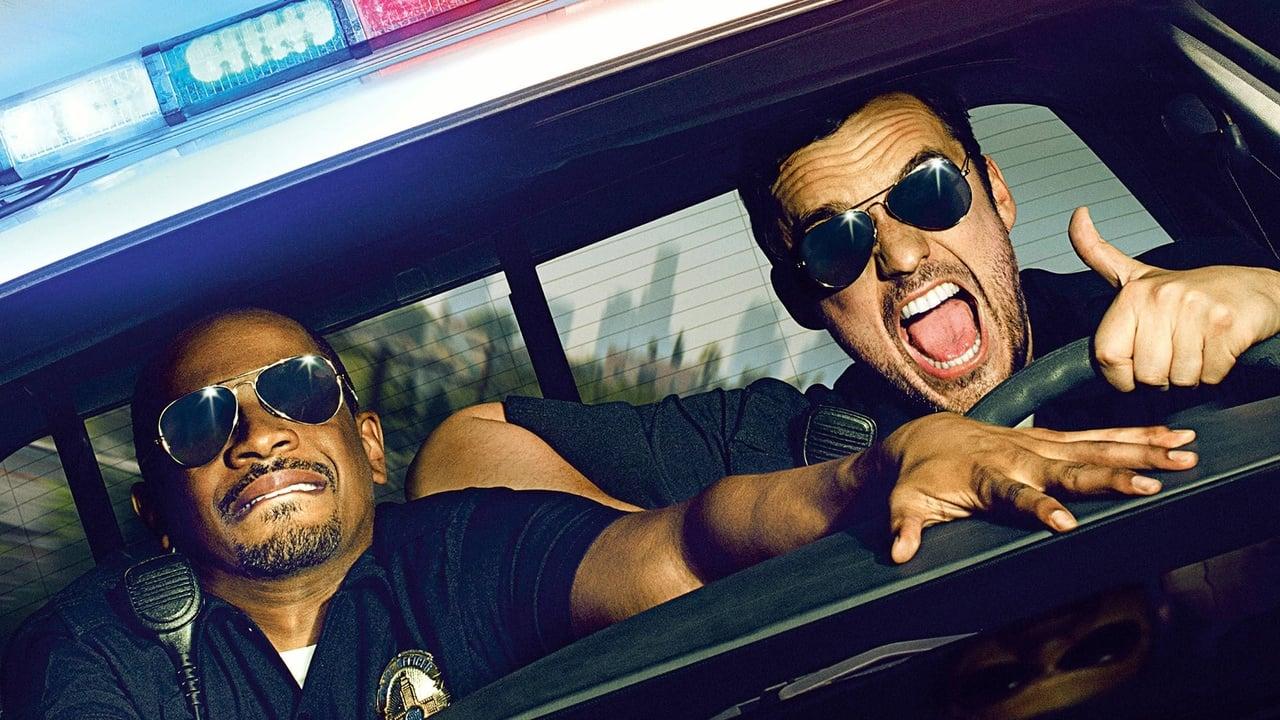 Let's Be Cops 1