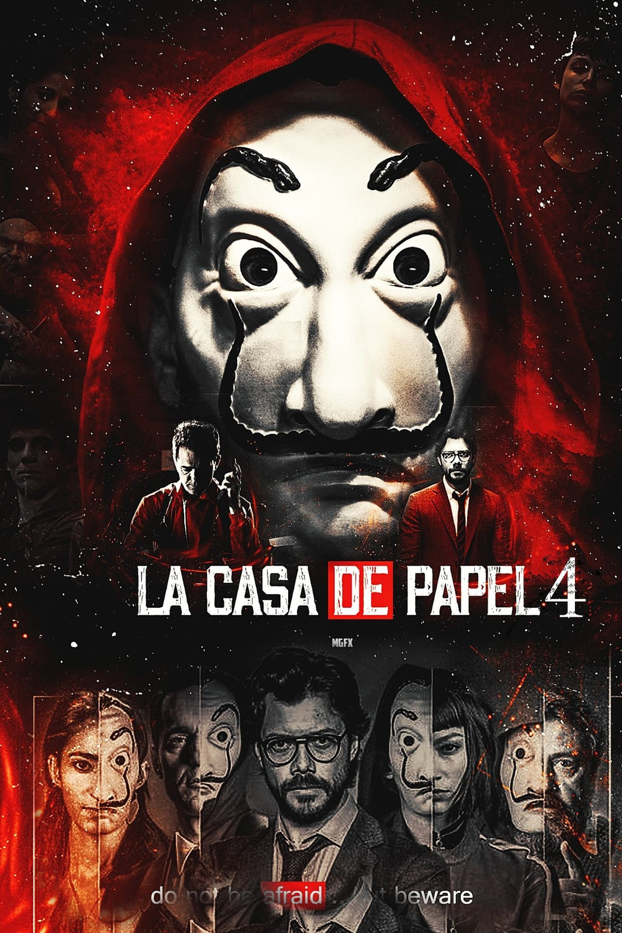 watch serie La Casa de Papel Season 3 online free