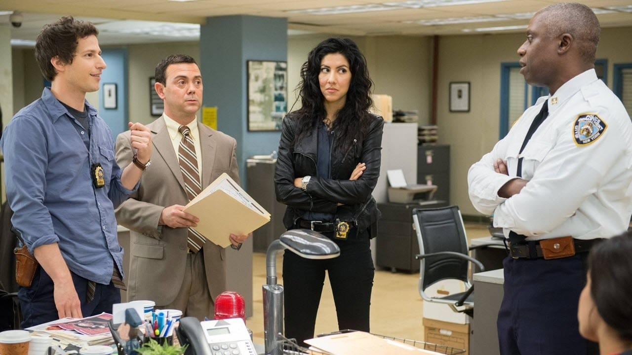 Brooklyn Nine-Nine - Season 5 Episode 20 : Show Me Going