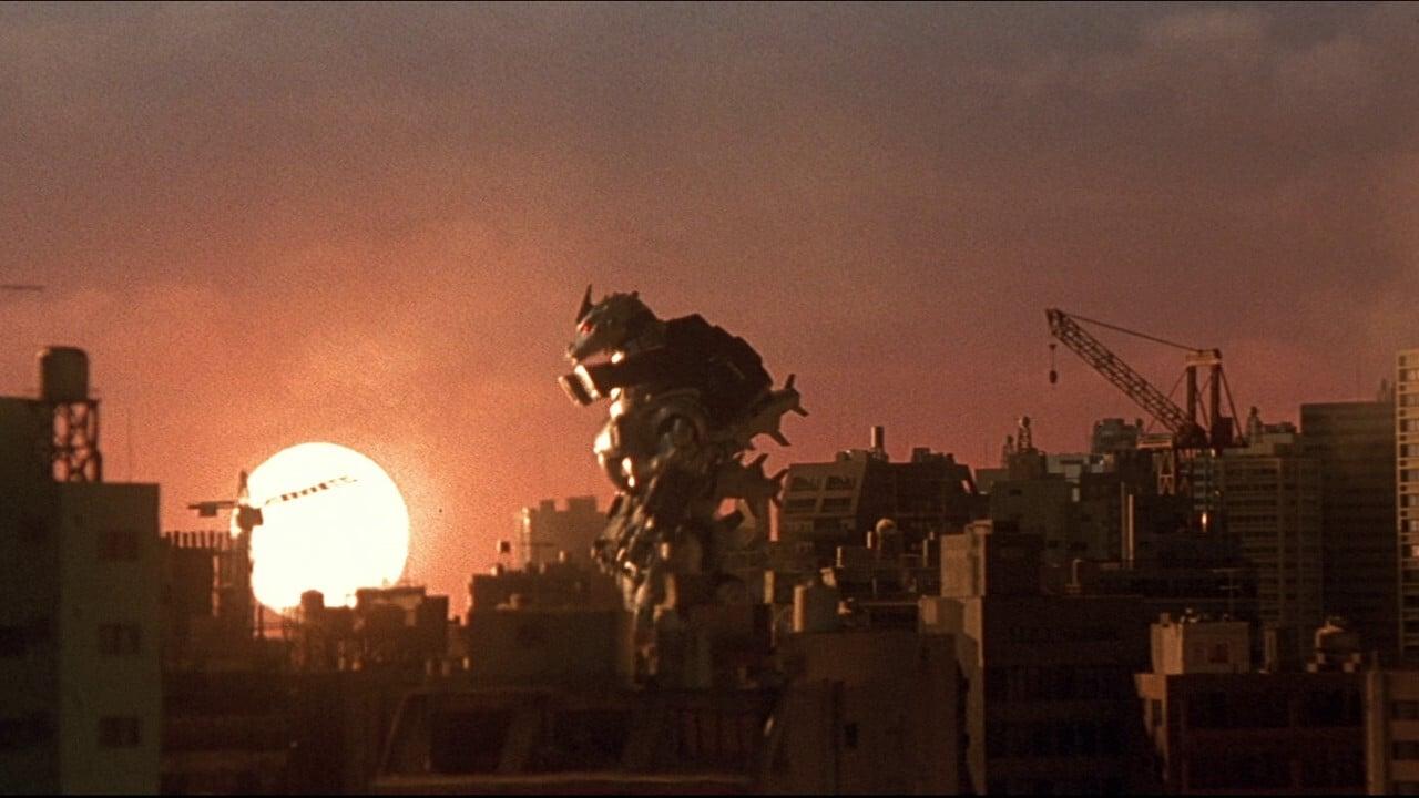 Godzilla Against MechaGodzilla 5