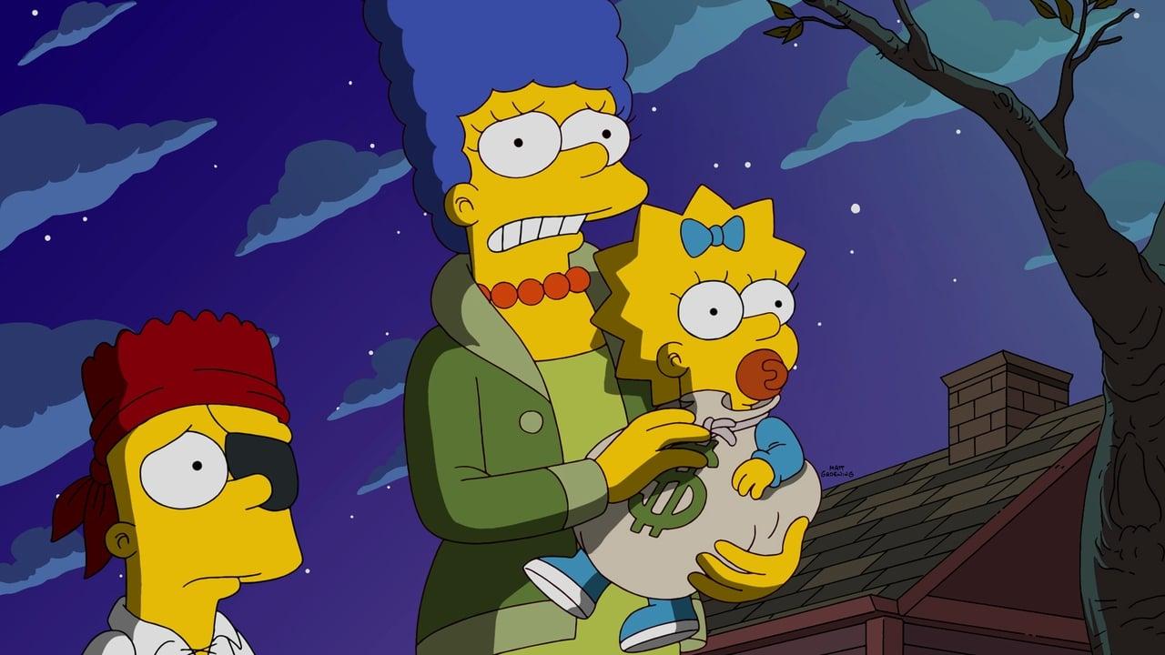 The Simpsons - Season 27 Episode 4 : Halloween of Horror