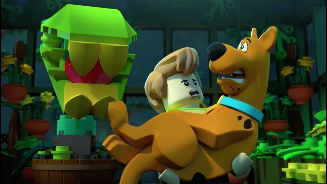 cover-LEGO Scooby Doo: La hora del caballero tenebroso