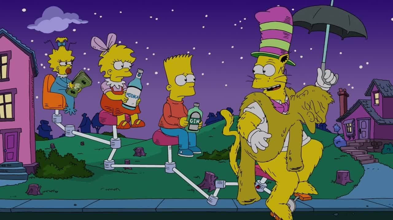 the most amazing tv programme the simpsons So, for all your sadistic, self-serving needs this holiday season, here are the eight most dysfunctional families of all time 1 the simpsons, 'the simpsons' (1989—present.