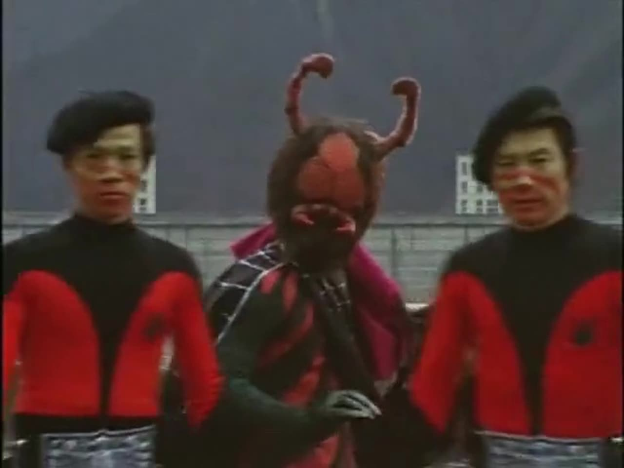 Kamen Rider - Season 1 Episode 1 : The Mysterious Spider Man (2020)