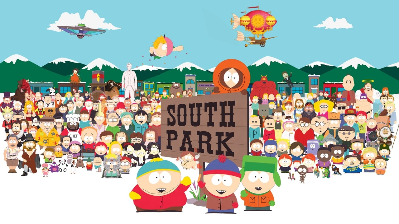 South Park - Season 0 Episode 30 : The Imaginationland Trilogy
