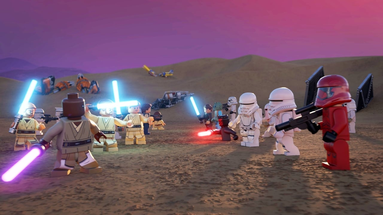 The Lego Star Wars Holiday Special 1