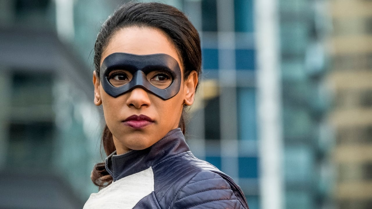 The Flash - Season 4 Episode 16 : Run, Iris, Run