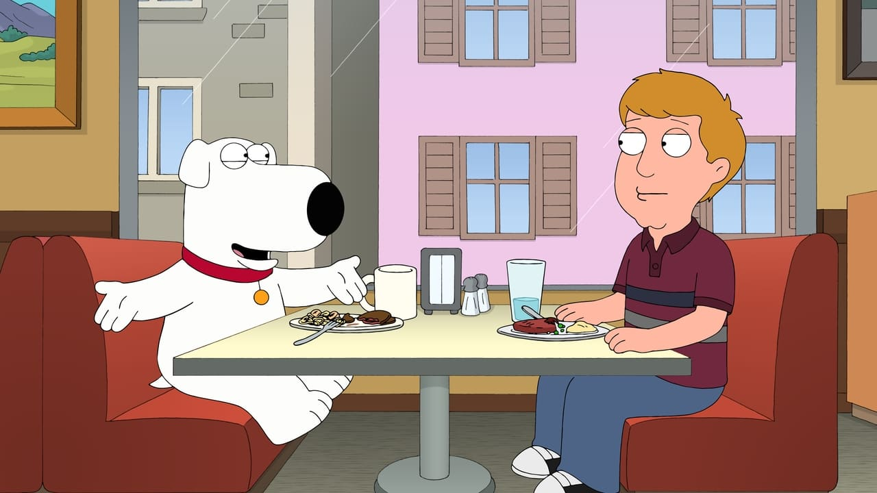 Family Guy - Season 12 Episode 11 : Brian's a Bad Father